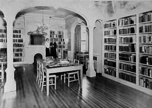 The Old Manse Library