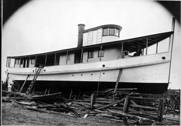 S.S. Max Aitken, launched May 14, 1918