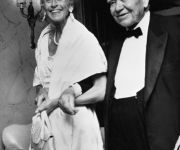 Lord and Lady Beaverbrook - Daily Express photograph