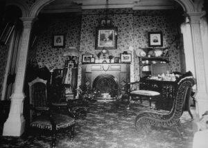 The original parlour.